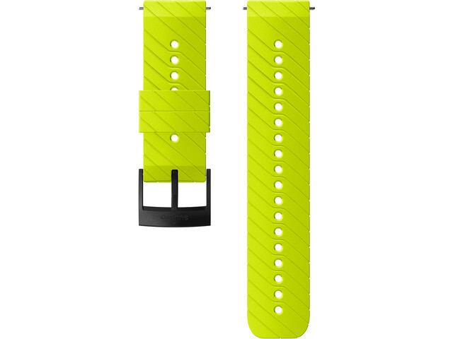 Suunto Athletic 3 Silikonihihna, lime/black